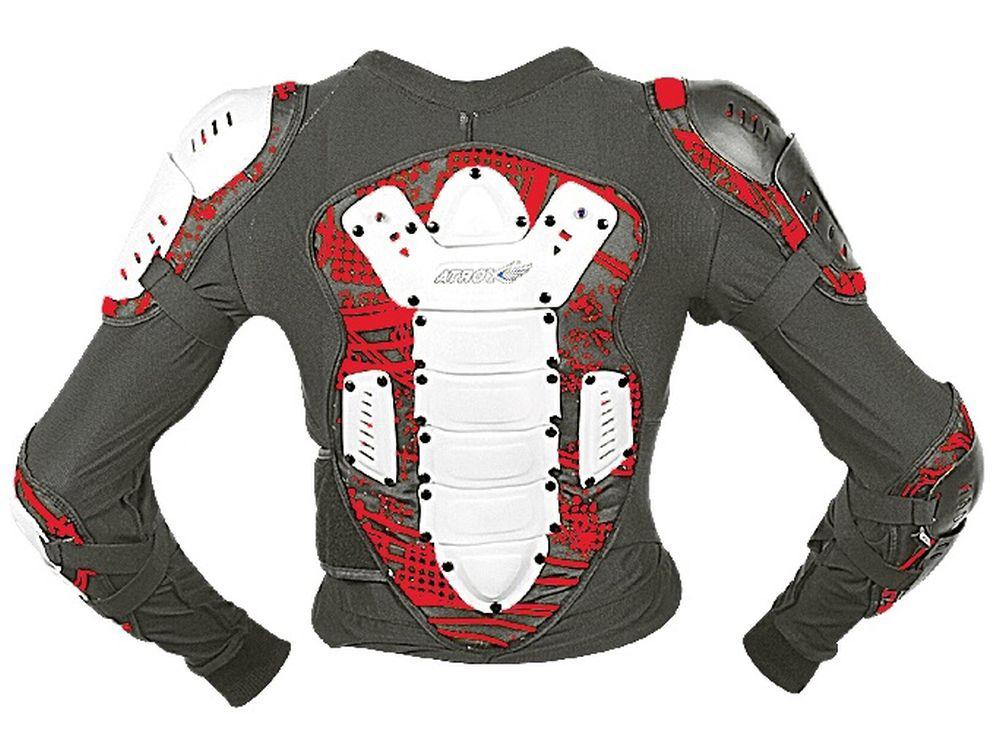 Motocross Protektoren Jacke Brustpanzer für Kinder 4 bis 6 Jahre