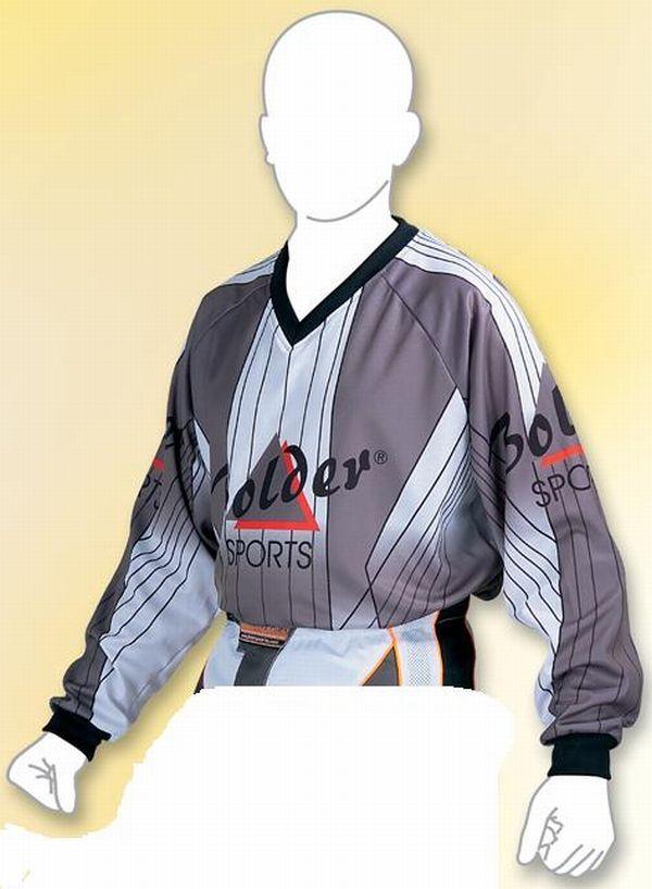 Motocross Shirt  Farbe: grau . Größe: M bis XXL